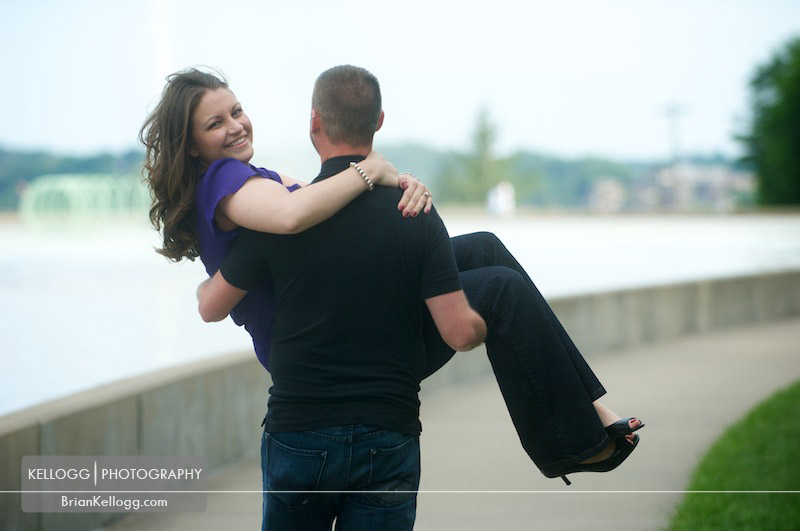 Cincinnati Engagement Session