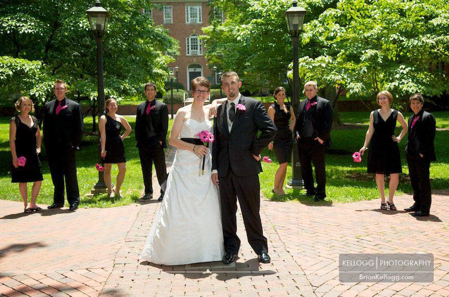 Athens Ohio Wedding