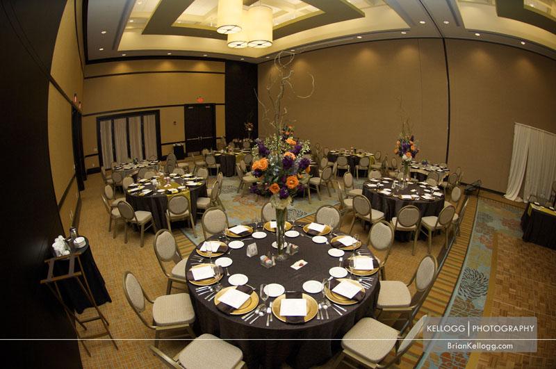 Hilton Polaris Wedding