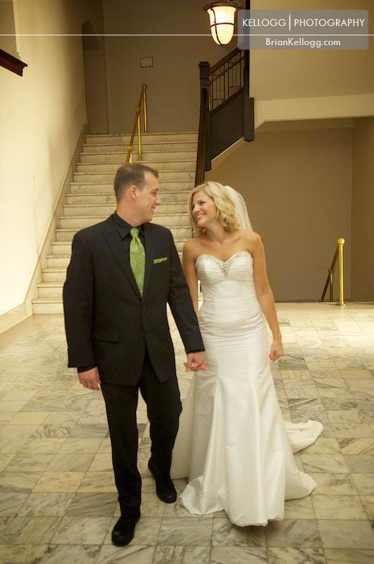 Columbus Athenaeum Wedding