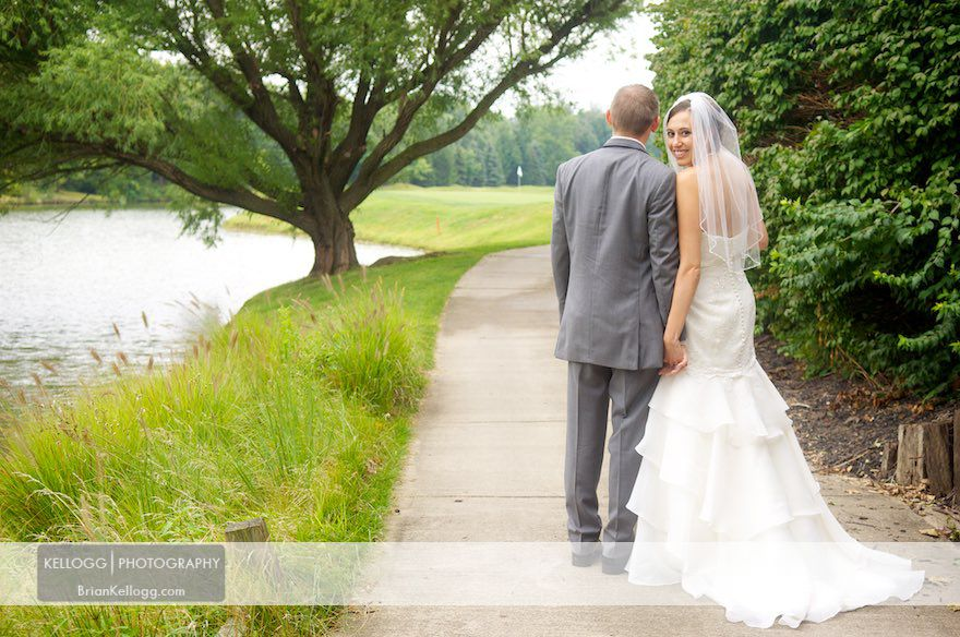 Heritage Golf Club Wedding Photos