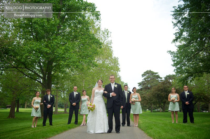 Brookside Country Club Wedding
