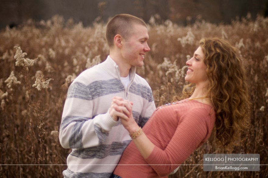 Highbanks Park Engagement Session