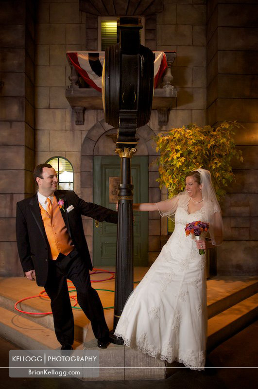 COSI Wedding - Columbus Ohio