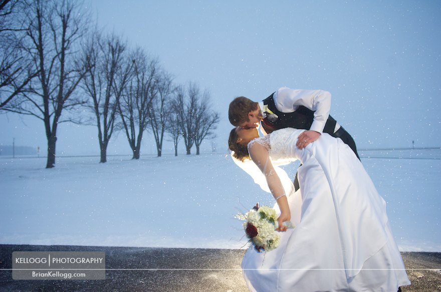 Ohio Winter Wedding