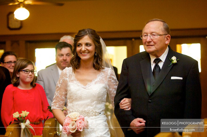 Maynard Avenue United Methodist Church Wedding