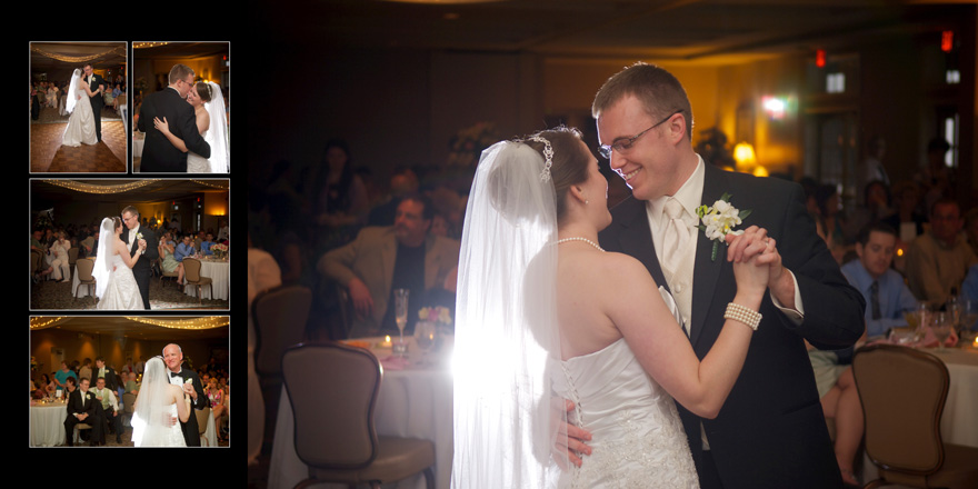 Brookside Country Club Wedding Album