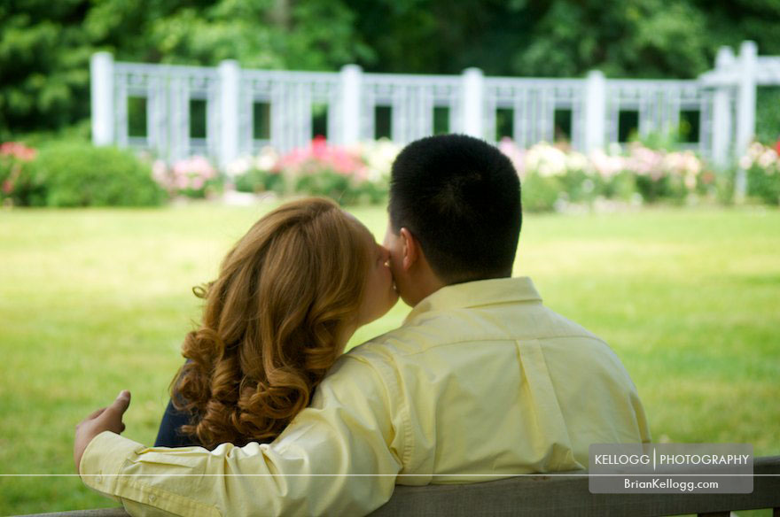 Inniswood Engagement Photographs