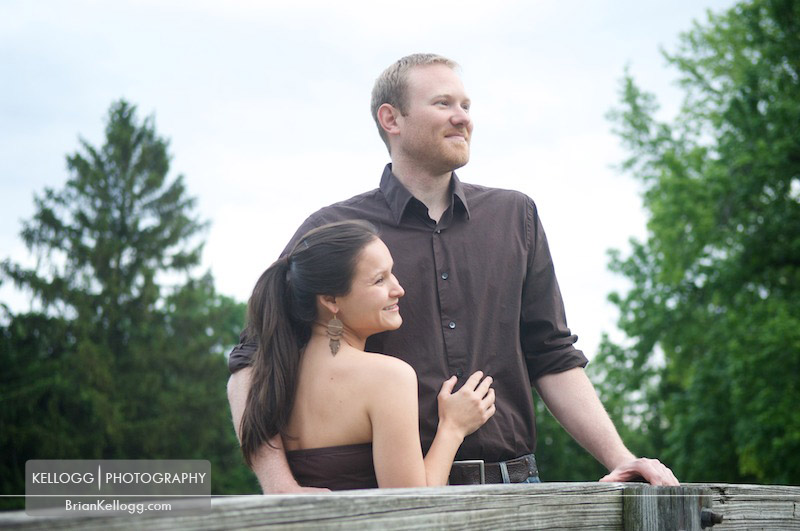 Schiller Park Engagement Session
