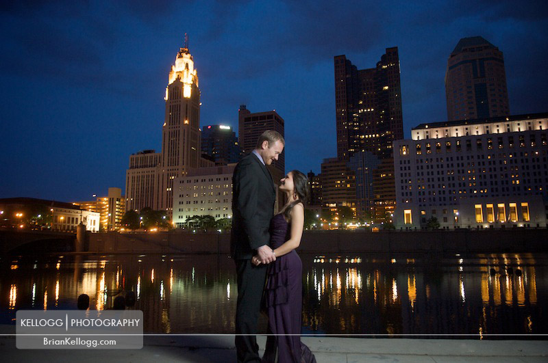 Riverfront Columbus Engagement