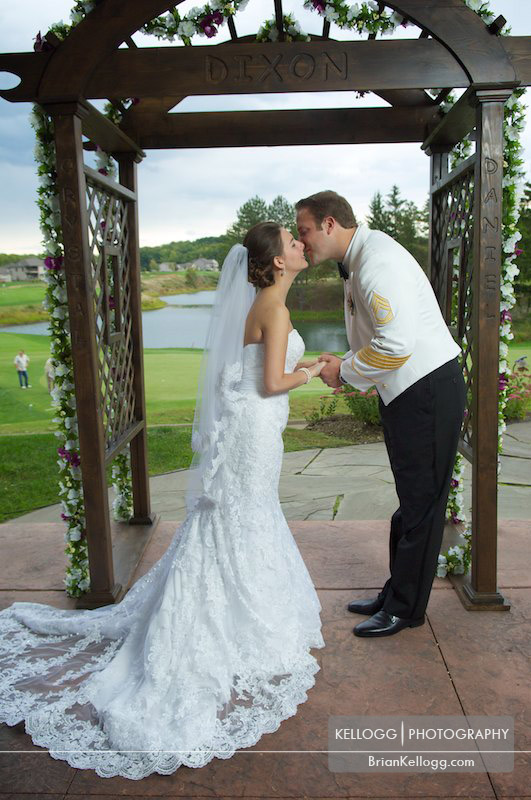 Quarry Golf Club Wedding - Canton Ohio