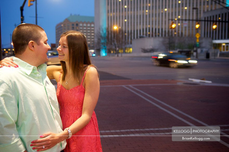 Columbus Engagement Photography Session