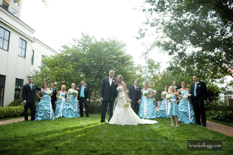 Cincinnati Ohio Wedding