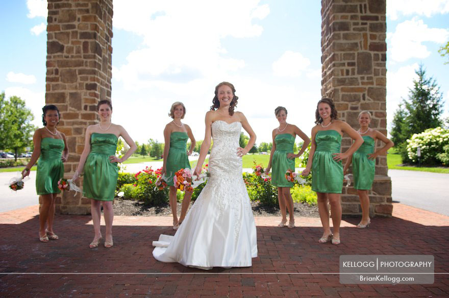 Circleville Ohio Wedding Photographer