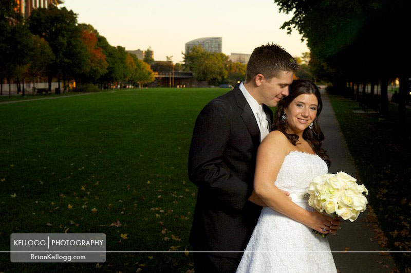River Club Columbus Wedding