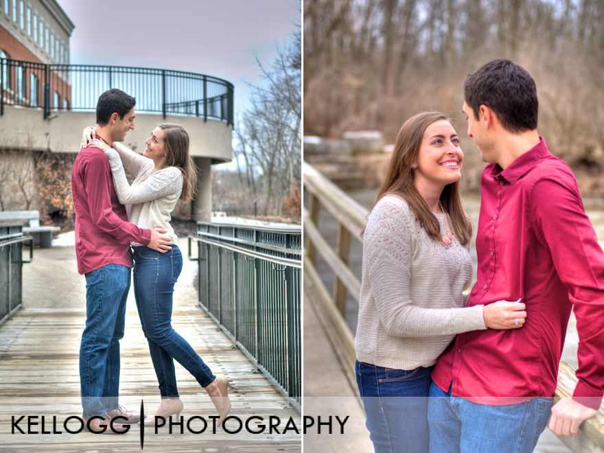 Columbus Engagement Photos