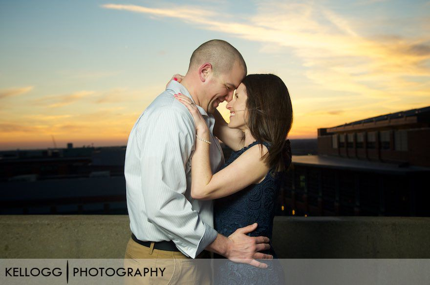 Downtown Columbus Engagement