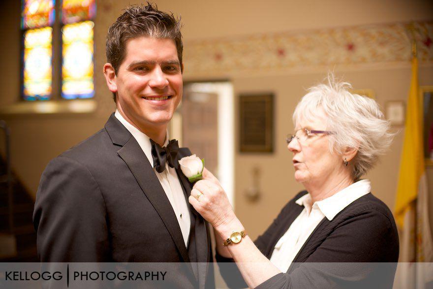 St. Mary's Church Columbus Ohio Wedding
