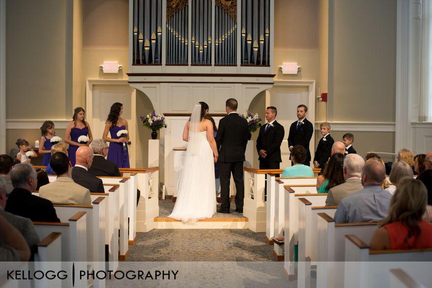 Galbraith Hall Wedding Photography