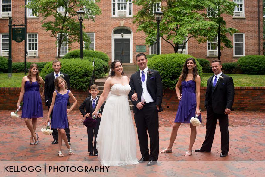 College Green Wedding