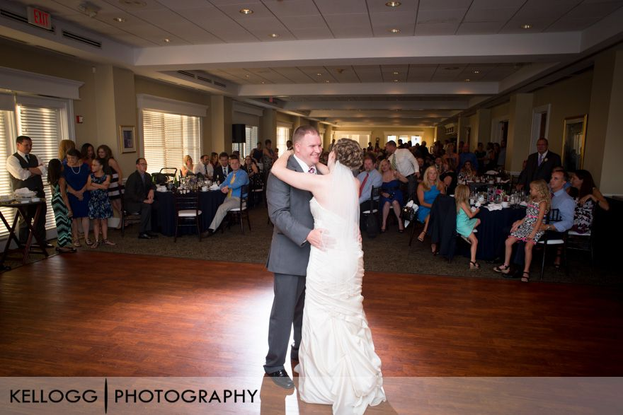 Heritage Golf Club Wedding First Dance