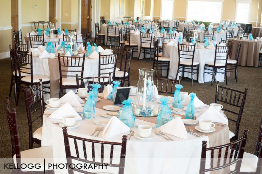 Heritage Golf Club Wedding Reception