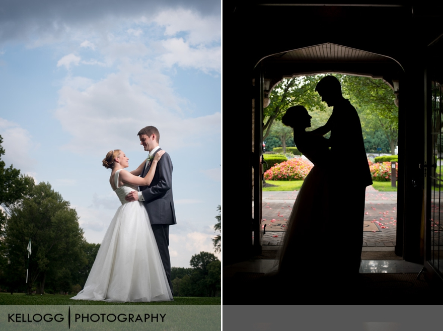 Brookside Golf Club Wedding