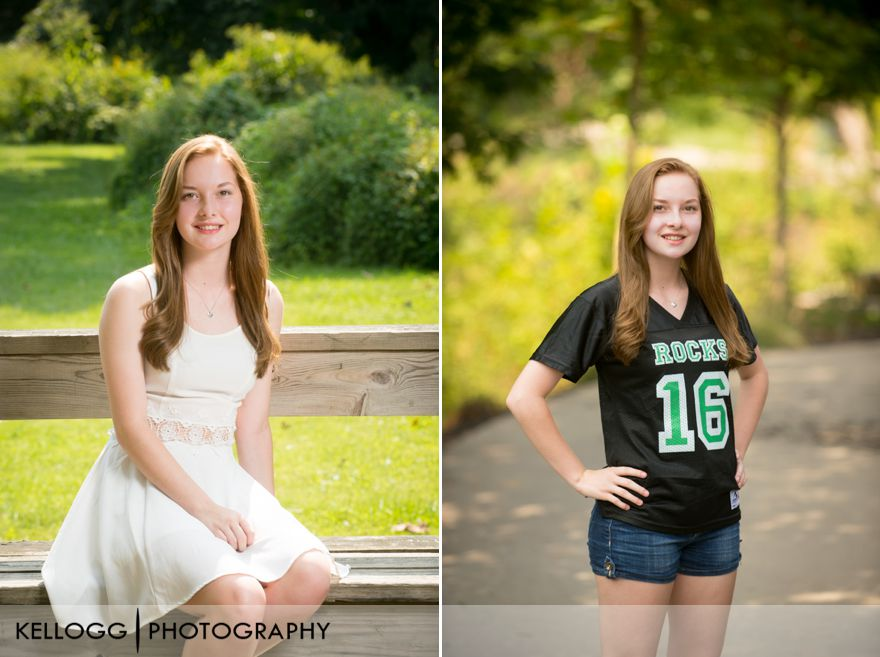 Dublin Ohio Senior Photos