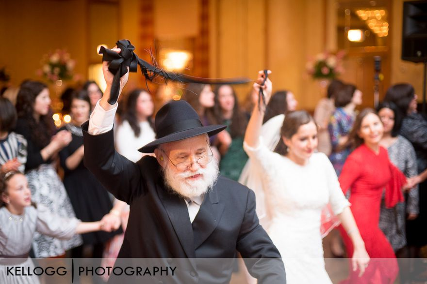 Orthodox Jewish Wedding