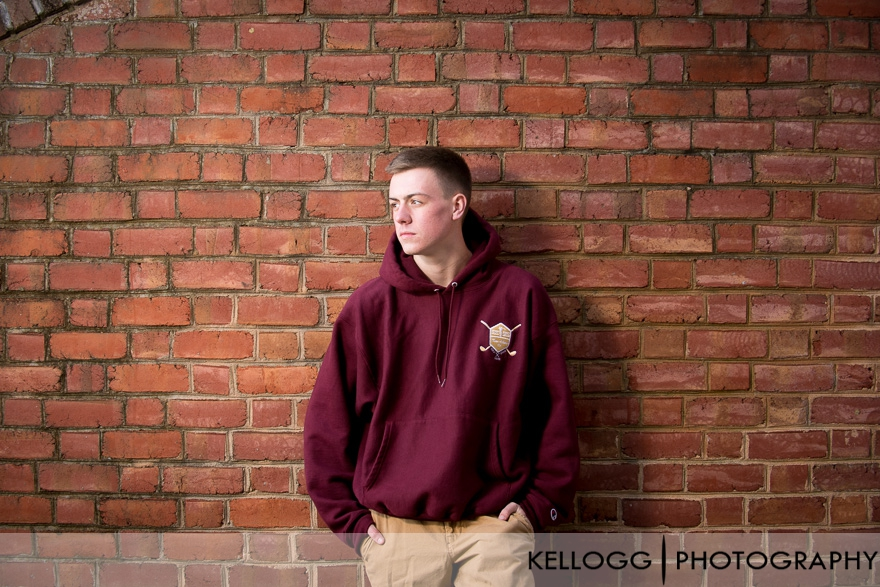 New Albany Senior Portraits