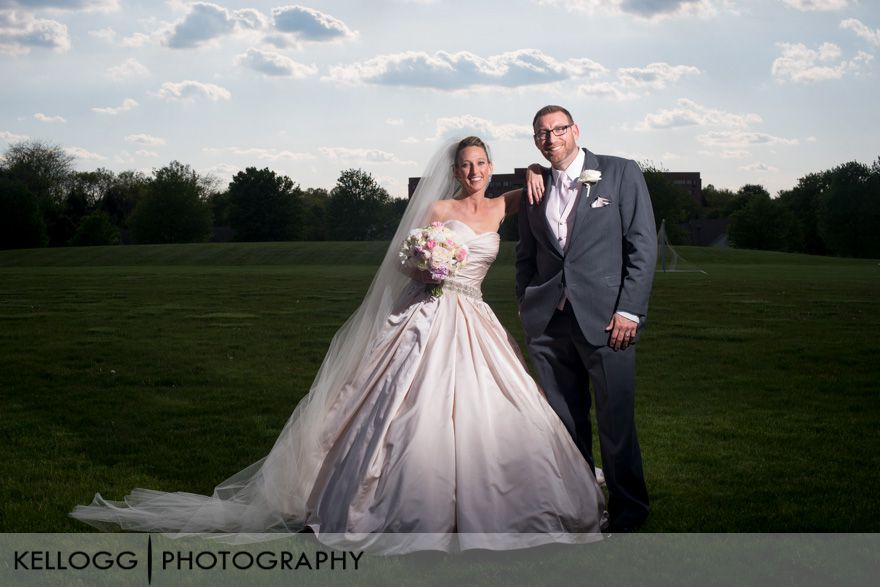 Worthington Christian Church Wedding