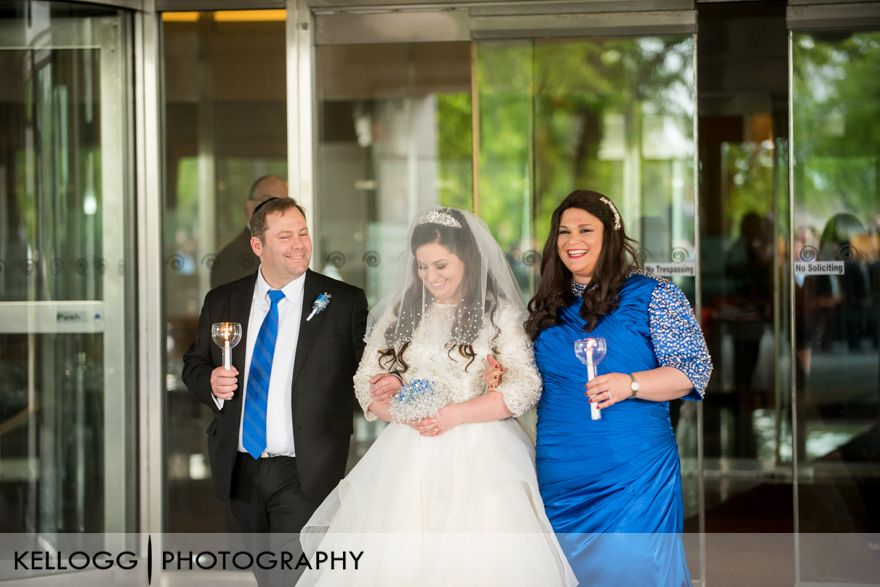 Dearborn Hotel Michigan Jewish Wedding