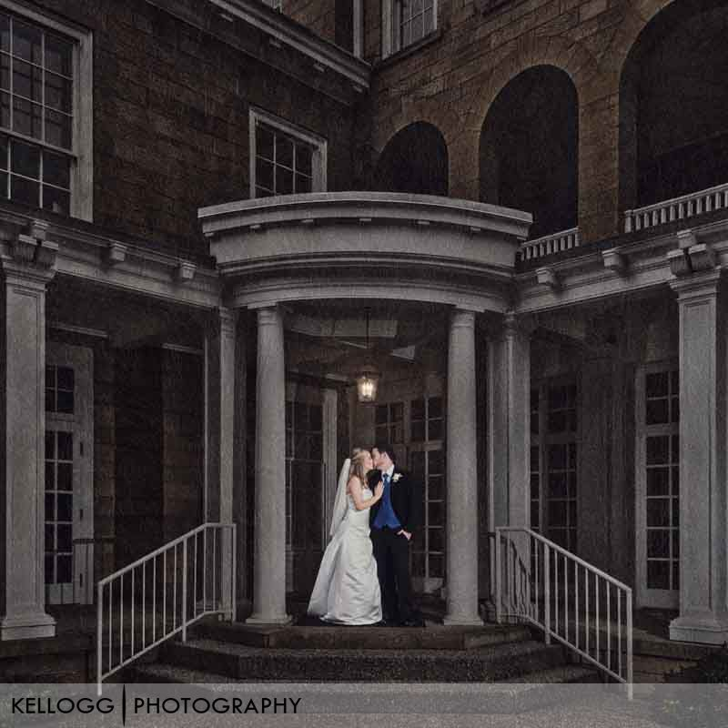 Bryn Du Mansion Wedding