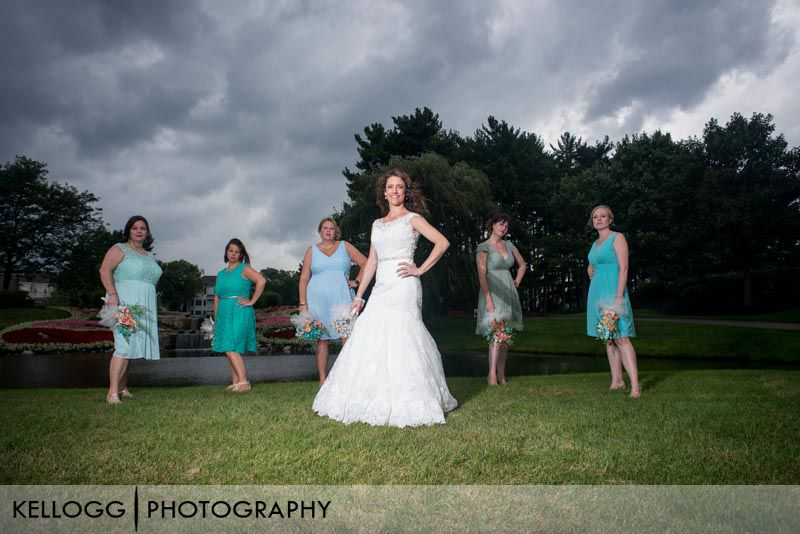 The Lakes Golf Club Wedding