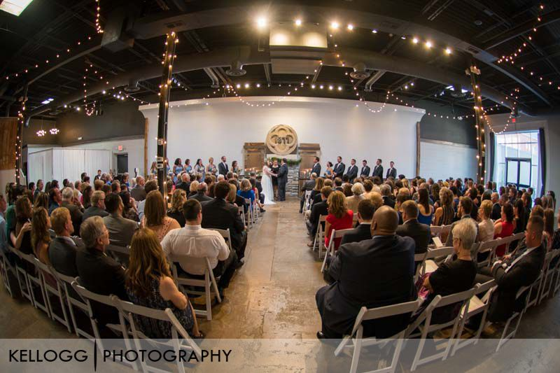 The Vue Columbus Wedding