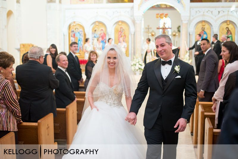 Columbus Ohio Greek Orthodox Wedding