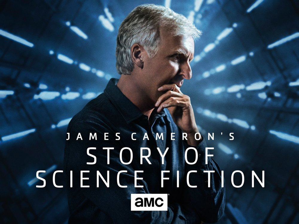 We have received late confirmation that Don's music has secured placement in James Cameron's Story of Science Fiction on AMC Season 1. More details as we get them.
