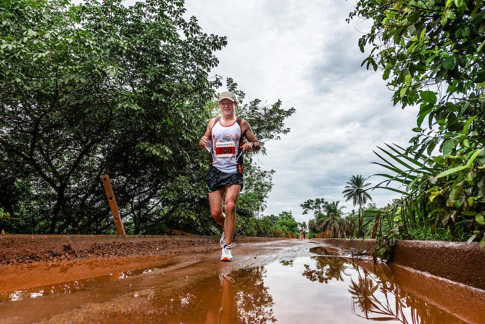 The Marathon - LEARN MORE
