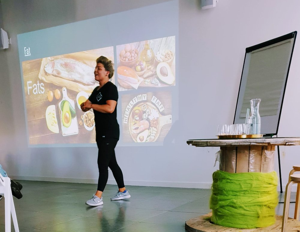 Let's Talk Nutrition - Book a Nutrition and Lifestyle talk for your employees with Niamh Fitzgerald.The obvious benefit of having a healthy workforce is that healthier employees are absent less often.Healthy workers are more motivated to stay in work, recover from sickness quicker and are at less risk of long term illness.