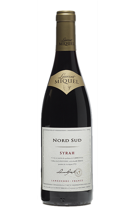 «Nord Sud» Rouge Syrah