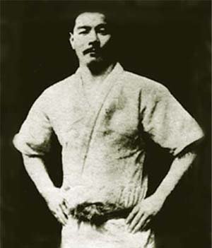 Mitsuyo Maeda: Creator of Jiu Jitsu, man who introduced the art to the Gracie Family in Brazil.