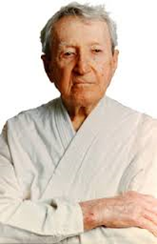 10th degree Grand Master, Carlos Gracie Sr.: Eldest Brother to Helio Gracie & primary developer of modern 'Brazilian' Jiu Jitsu in Brazil.