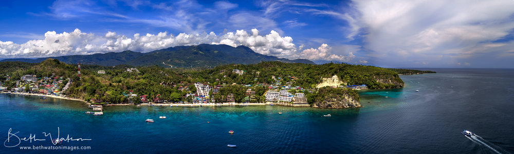Island of Mindoro...