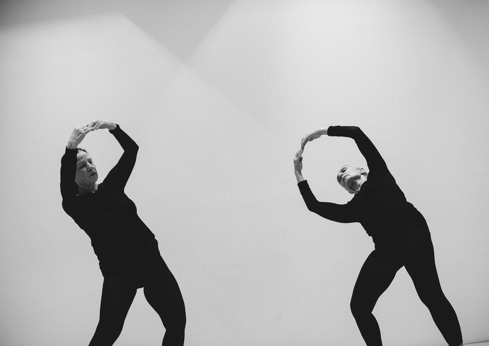 Racheli Nul Kahana & Ruti Sela  Opening performance / Chamber Dance Group (Noa Eshkol)