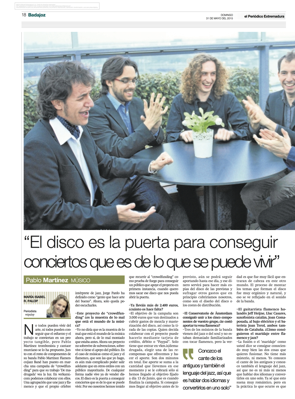 Press Pablo Martinez