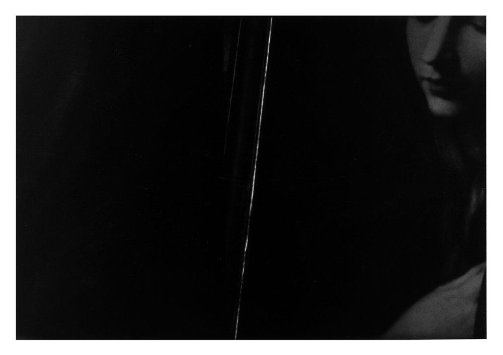 """Série """"Noli Me Legere"""", Tirage argentique sur papier baryté, 2016"""
