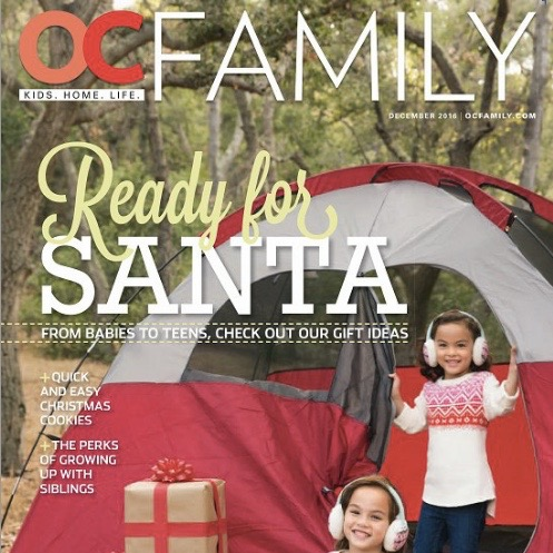 OC Family 2016 Holiday Gift Guide