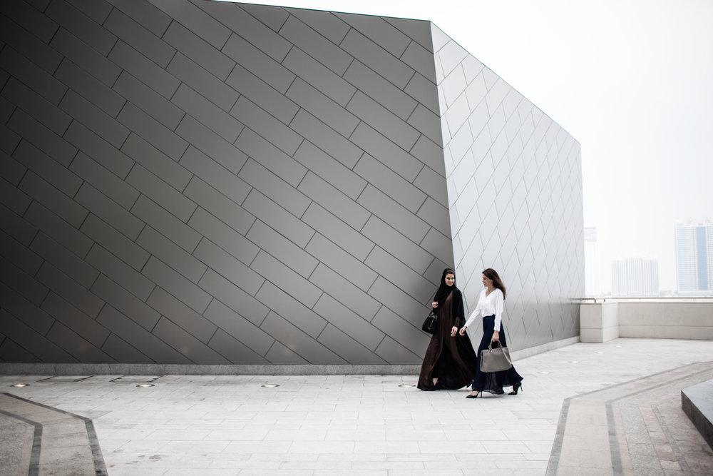 Al Maryah Island   Agency - Squint Opera  Photographer -  Katarina Premfors