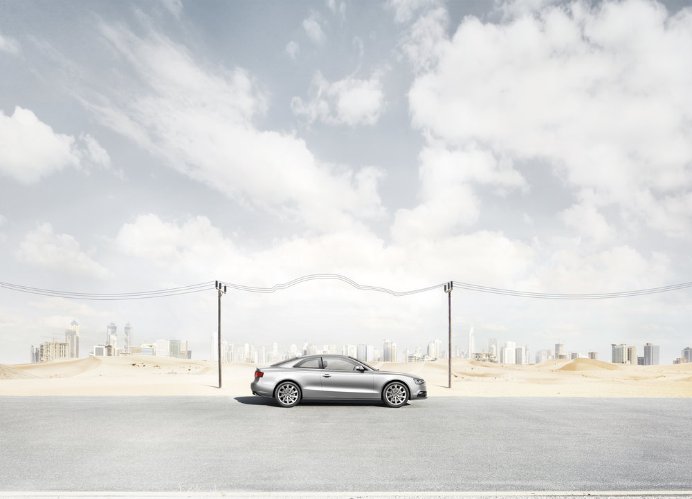 Audi Agency - Tonic Photographer - Steffen Schragle
