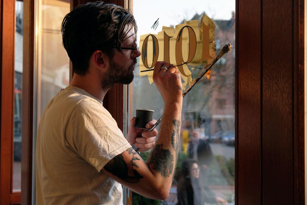 Lettering Artist & Sign Painter